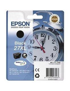 Epson27XL/T2711 Zwart (Origineel)