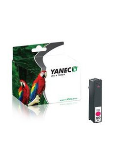 Yanec 100XL Magenta (Lexmark)