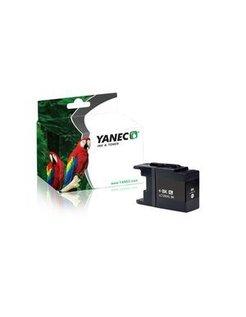 Yanec LC-1280BK Zwart (Brother)