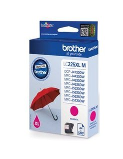 Brother LC-225 XL Magenta (Origineel)