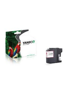 Yanec LC-223M Magenta (Brother)