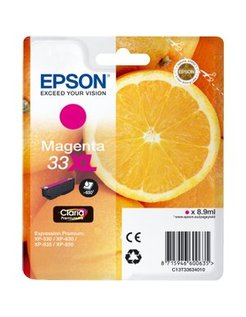 Epson 33XL Magenta (Origineel)
