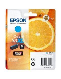 Epson 33XL Cyaan (Origineel)