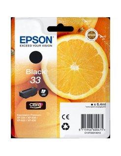 Epson 33 Zwart (Origineel)