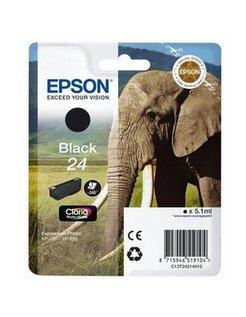 Epson 24 zwart (Origineel)