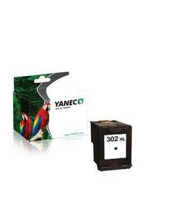 Yanec 302 XL Zwart (HP)