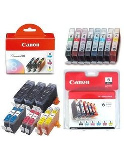 Canon BCP-600 ink cartridge black standard capacity 1-pack