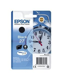 Epson 27/T2701 Zwart (Origineel)