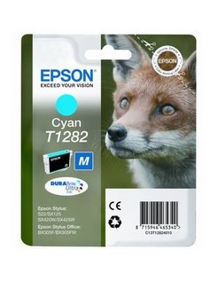 Epson T128 C Inkt cyaan CT13T12824011 EPS1413
