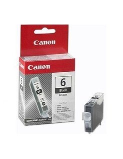 CAN1130	Ink Canon BCI-6 BK