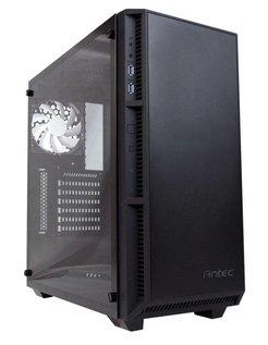 P8 Midi-Toren Zwart computerbehuizing