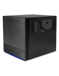 ISK600M kubus Zwart computerbehuizing