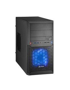 Case MA-M1000 Zwart Mini tower