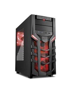 Case DG7000 / ATX / USB 3.0 / RED