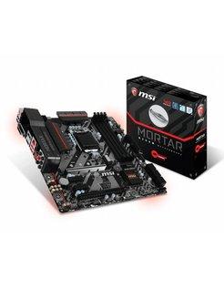 B250M MORTAR Intel B250 LGA 1151 (Socket H4) Micro ATX moederbord