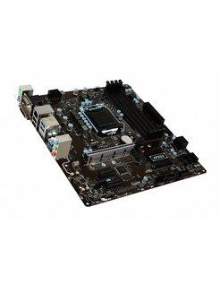 B250M PRO-VDH Intel B250 LGA 1151 (Socket H4) Micro ATX moederbord
