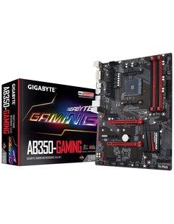 GA-AB350-Gaming AMD B350 Socket AM4 ATX moederbord