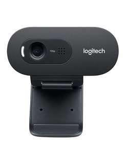 Webcam C270 3MP 1280 x 720Pixels USB 2.0 Zwart