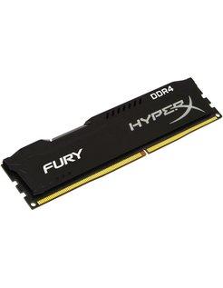 HyperX FURY Memory Black 8GB DDR4 2133MHz 8GB DDR4 2133MHz geheugenmodule