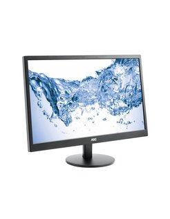 """M2470SWDA2 23.6"""" Full HD MVA Zwart computer monitor"""