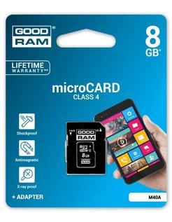 8GB Micro SDHC 8GB MicroSDHC Klasse 4 flashgeheugen