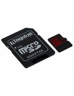 Technology microSDHC/SDXC UHS-I U3 32GB 32GB MicroSDXC UHS Klasse 3 flashgeheugen