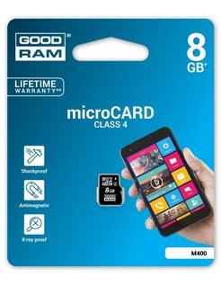 SDCARD  MicroSD M400 Class 4 8GB