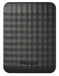 HDD Ext. -Maxtor 2TB / USB 3.0 / 2.5Inch / Black