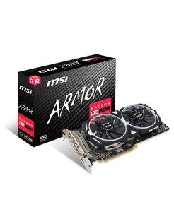 RX 580 ARMOR 4G OC Radeon RX 580 4GB GDDR5
