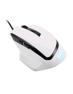 SHARK Force USB Optisch 1600DPI Rechtshandig Wit muis