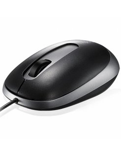 Wired N3200 Mouse - Black