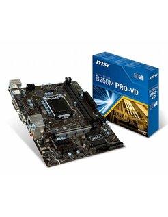 B250M PC MATE Intel B250M LGA1151 ATX
