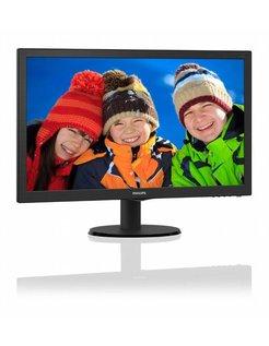 LCD-monitor met SmartControl Lite 243V5QHSBA/00