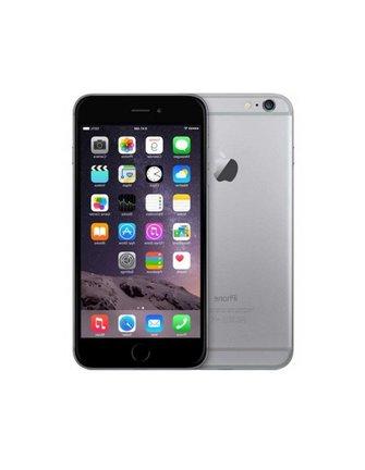 Apple iPhone 6 Spacegrey 16GB Refurb Silver + Earphones (refurbished)
