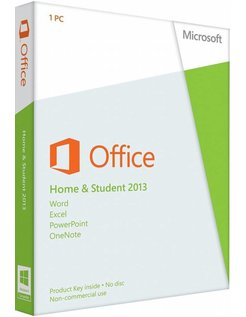 MS Office 2013 Home und Student 1 User NL