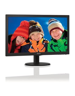 "223V5LSB2/62 21.5"" Full HD LCD/TFT Zwart computer monitor LED display"