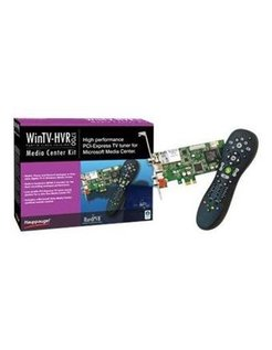 Hauppauge Analoge + DVB-T TV-tuner Low Profile WinTV-HVR-1700 SL-236