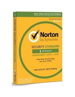 Norton Security Standard 3.0 Full license 1jaar Nederlands