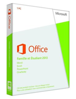 MS Office 2013 Home and Student 1 User French