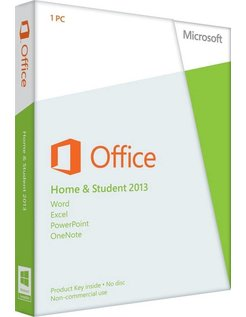 Office Home and Student 2013 1gebruiker(s) SLK