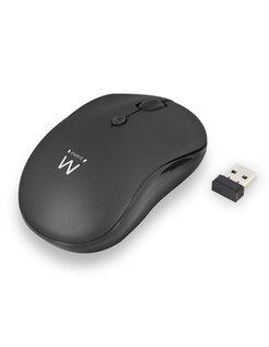 EW3232 RF Draadloos Optisch 1600DPI Ambidextrous Zwart muis