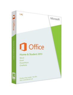 Office 2013 Home and Student EU (IT)