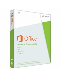 Office 2013 Home and Student EU (FR)