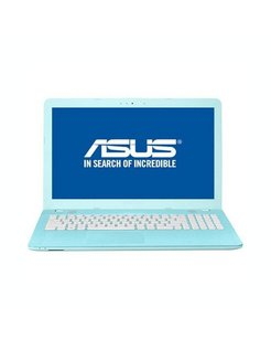 X540UA Aqua Blue 15.6 /  i3-7100U / 500GB  / 4GB / W10