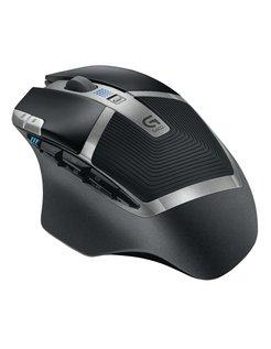 G602 RF Draadloos 2500DPI Rechtshandig Zwart muis