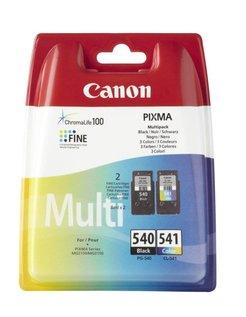 Canon PG-540/CL-541 Multi pack Zwart, Cyaan, Geel inktcartridge