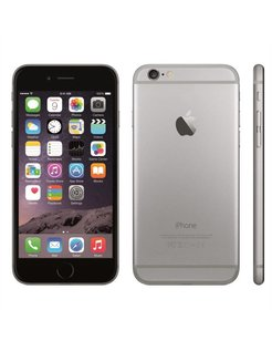 iPhone 6s Space Grey 64GB Refurb Bronze (refurbished)
