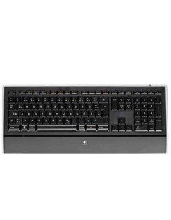 K740 USB QWERTY Internationaal EER + Noordzee Zwart toetsenbord
