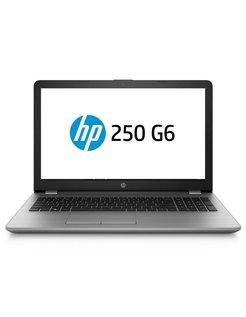 HP 250 G6 15.6 F-HD / i5-7200U  / 8GB / 256GB SSD / W10