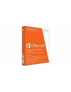 Office 365 Home Premium 1 Jaar EU (PL)